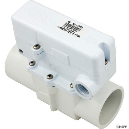 "Flow Switch, Grid Controls M-225, 25A, 115v, 2"" Spigot"