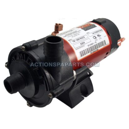"Waterway Tiny Might Circulation Pump 230V 1"" Barb"