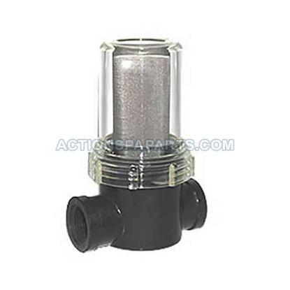 Strainer Assy. For Circ. pump, 3/4 Threaded