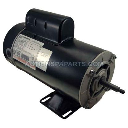 Motor: 2.0HP/240VAC/60Hz, 2-Speed, TheraFlo
