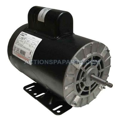 Motor, AO Smith, 56 Frame, 2 Speed, 230V, 2.0 HP, 8.0 / 3.0 Amp
