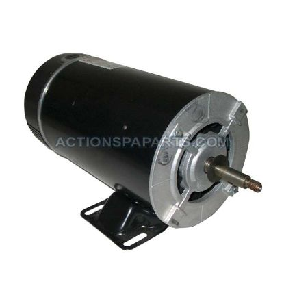 Motor, AO Smith, 48 Frame, 1 Speed, 115V, 0.75 HP, 9.8 Amp